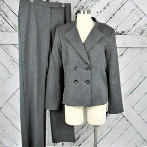 Isabella Double Breasted Pant Suit 2pc Set